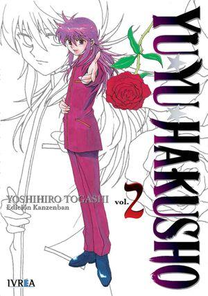 YU YU HAKUSHO KANZENBAN #02