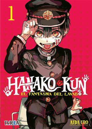 HANAKO-KUN: EL FANTASMA DEL LAVABO #01