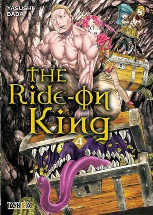 THE RIDE-ON KING #04