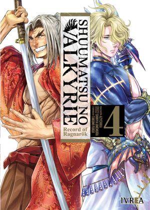 SHUUMATSU NO VALKYRIE, RECORD OF RAGNAROK #04
