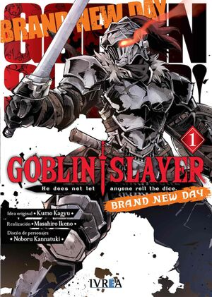 GOBLIN SLAYER BRAND NEW DAY #01