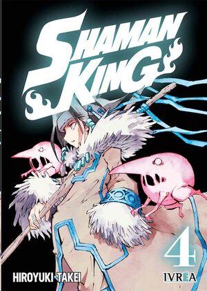 SHAMAN KING #04 (NUEVA EDICION)