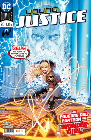 YOUNG JUSTICE #20