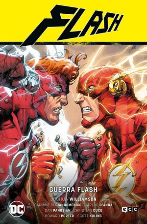 FLASH VOL. #06 GUERRA FLASH - LA BUSQUEDA DE LA FUERZA 1