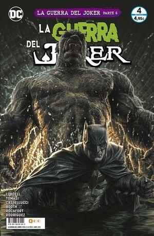 LA GUERRA DEL JOKER #04