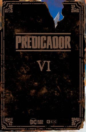 PREDICADOR: EDICIÓN DELUXE #6