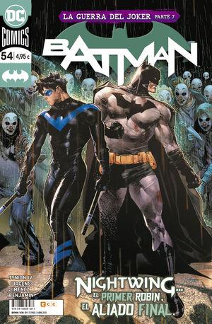 BATMAN MENSUAL VOL.3 #109 / 54