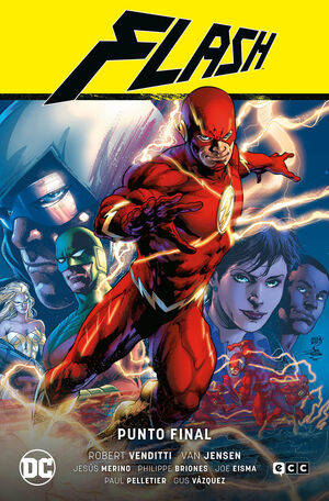 FLASH VOL. #07. PUNTO FINAL