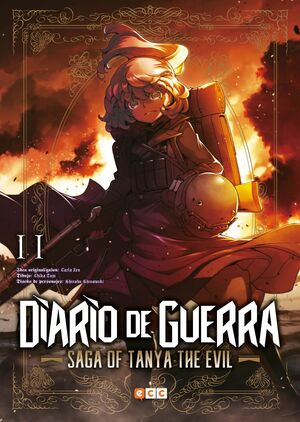 DIARIO DE GUERRA - SAGA OF TANYA THE EVIL #11