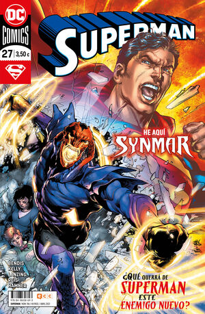 SUPERMAN MENSUAL VOL.3 #106 / 027