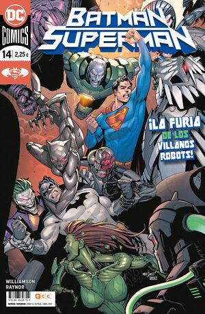 BATMAN / SUPERMAN #14 (GRAPA)