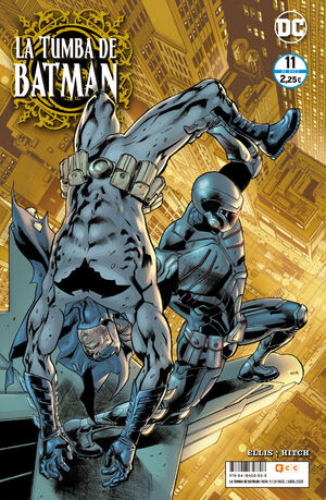 LA TUMBA DE BATMAN #11