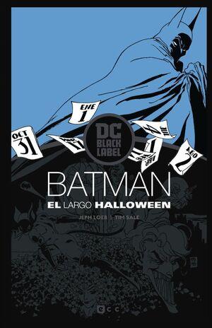 BATMAN: EL LARGO HALLOWEEN ED. DC BLACK LABEL