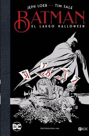 BATMAN: EL LARGO HALLOWEEN (ED DELUXE LIMITADA B / N)