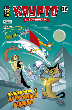 KRYPTO EL SUPERPERRO #4