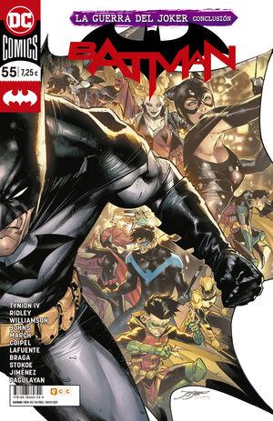 BATMAN MENSUAL VOL.3 #110 / 55