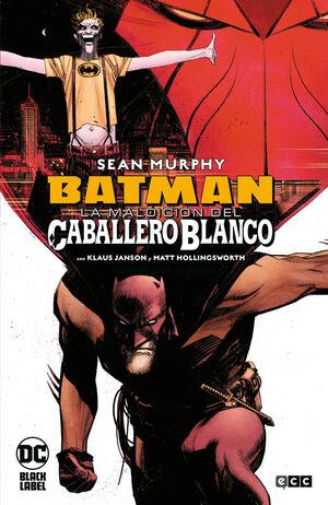 BATMAN: LA MALDICION DEL CABALLERO BLANCO