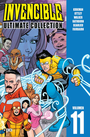 INVENCIBLE ULTIMATE COLLECTION VOL.11