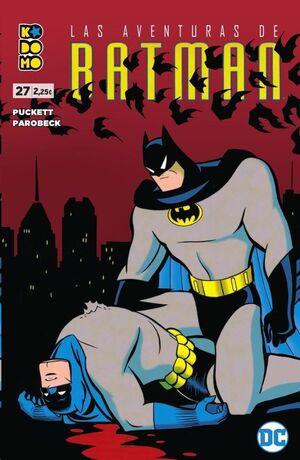 LAS AVENTURAS DE BATMAN #27
