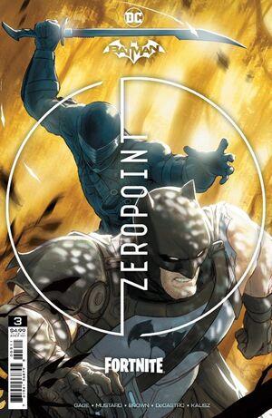 BATMAN / FORTNITE: PUNTO CERO #03