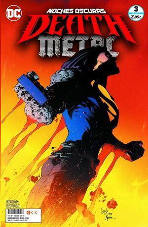 NOCHES OSCURAS: DEATH METAL #03 (GRAPA)
