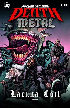 NOCHES OSCURAS: DEATH METAL #03 (LACUNA COIL BAND EDITION - RUSTICA)
