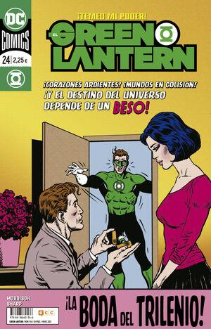 EL GREEN LANTERN #106 / 024 (GRANT MORRISON)