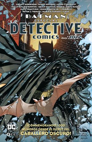 BATMAN: ESPECIAL DETECTIVE COMICS NUM. 1.027