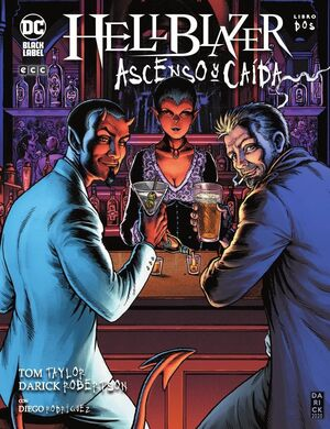 HELLBLAZER: ASCENSO Y CAIDA #02