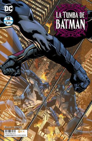 LA TUMBA DE BATMAN #12