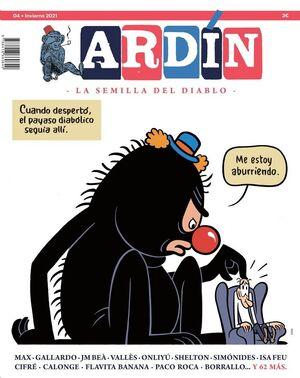 LARDIN #04. INVIERNO 2021