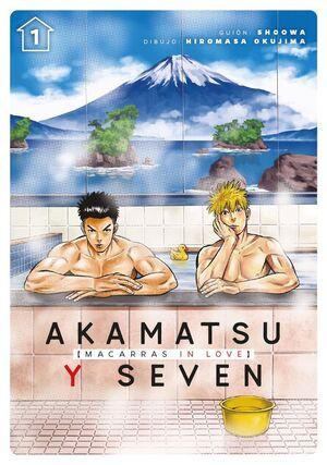 AKAMATSU Y SEVEN, MACARRAS IN LOVE #01