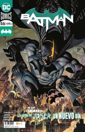 BATMAN MENSUAL VOL.3 #111 / 56