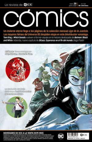 ECC COMICS #28