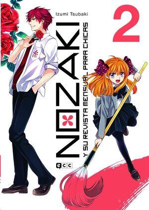 NOZAKI Y SU REVISTA MENSUAL PARA CHICAS #02