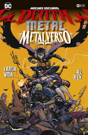 DEATH METAL: METALVERSO #03 (RTCA)