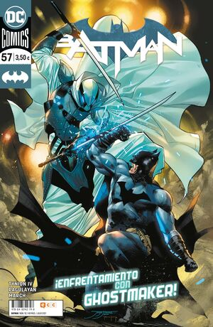 BATMAN MENSUAL VOL.3 #112/ 57