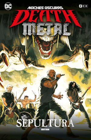 NOCHES OSCURAS: DEATH METAL #05 (SEPULTURA BAND EDITION) (RÚSTICA)