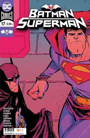 BATMAN / SUPERMAN #17