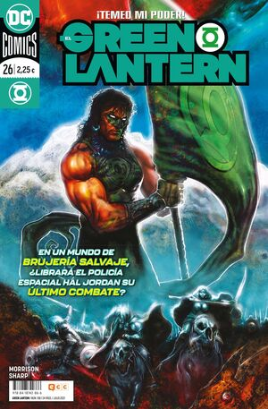EL GREEN LANTERN #108/ 26 (GRANT MORRISON)