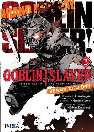 GOBLIN SLAYER BRAND NEW DAY #02