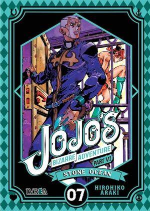 JOJO'S BIZARRE ADVENTURE PARTE 6: STONE OCEAN #07
