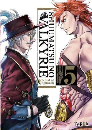 SHUUMATSU NO VALKYRIE, RECORD OF RAGNAROK #05