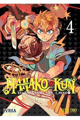 HANAKO-KUN, EL FANTASMA DEL LAVABO #04