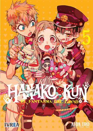 HANAKO-KUN, EL FANTASMA DEL LAVABO #05