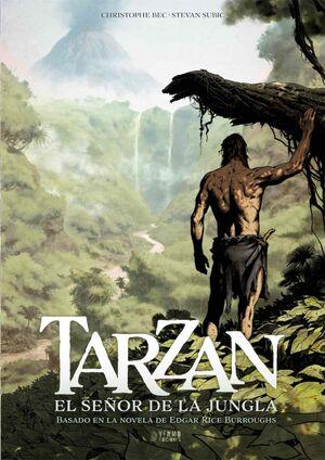TARZAN, EL SEÑOR DE LA JUNGLA #01
