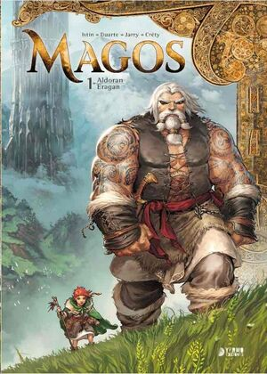 MAGOS #01. ALDORAN / ERAGAN