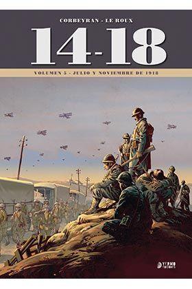 14-18 #05. JULIO Y NOVIEMBRE DE 1918