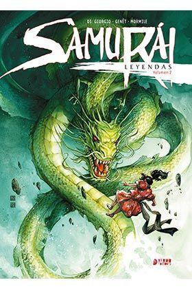 SAMURAI: LEYENDAS #02