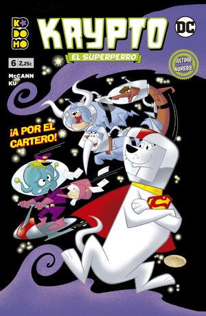 KRYPTO EL SUPERPERRO #06